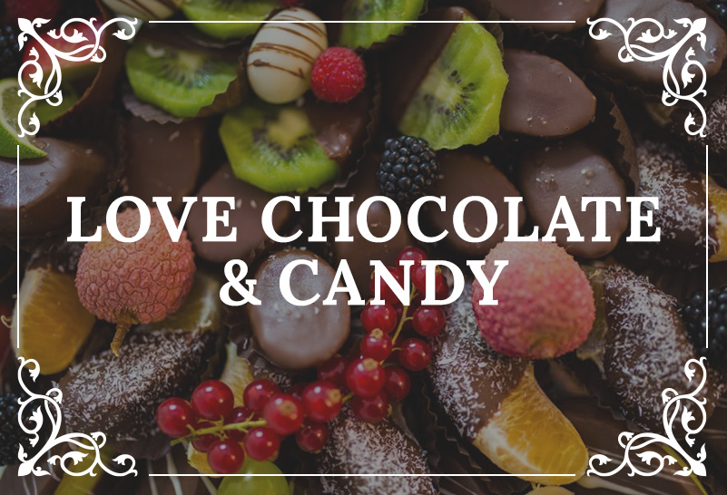Love Chocolate & Candy