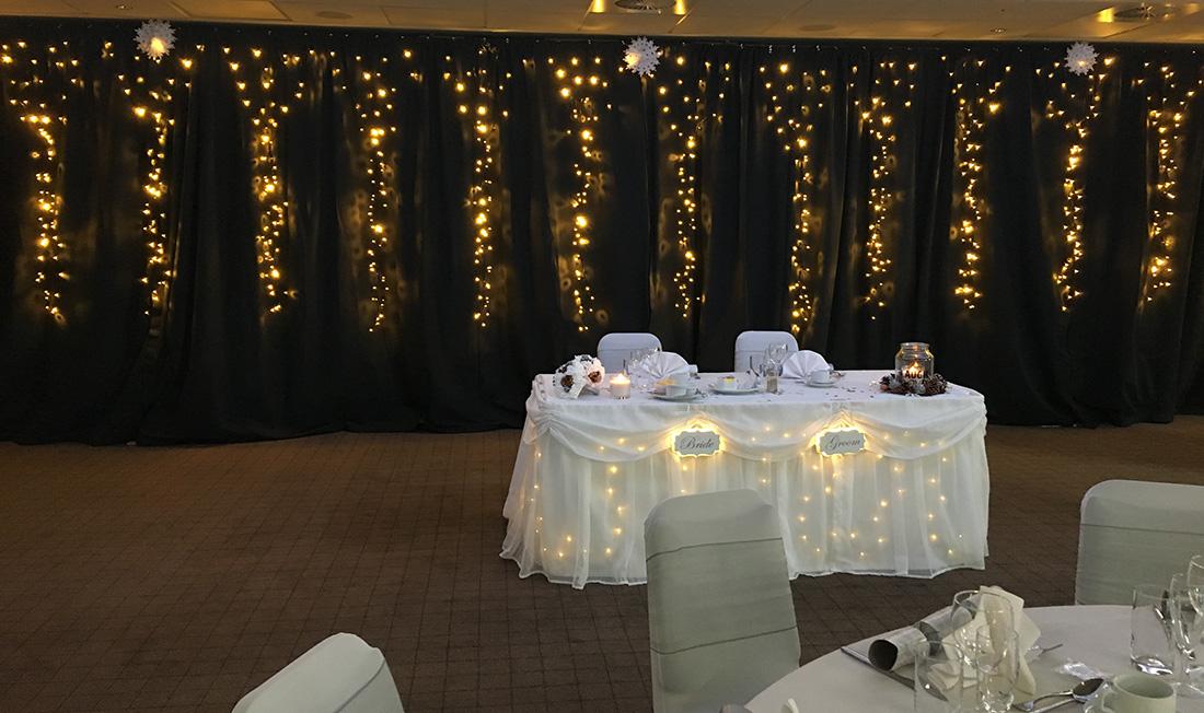 Wedding Styling - Backdrops