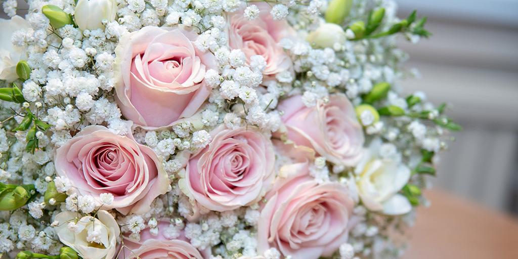 Wedding Venue Styling - Fresh Flowers
