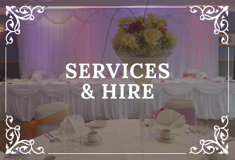 Services & Hire